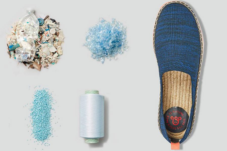 Schoenenmerk Seads maakt van oceaanafval toffe gympen