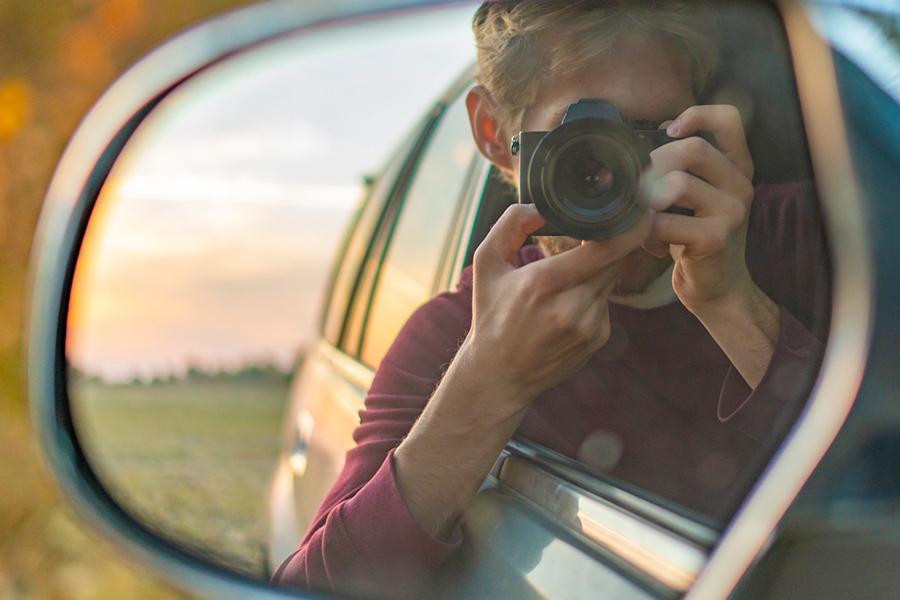 Camera ready....? Auto's op de kiek zetten staat centraal in AutoFocus