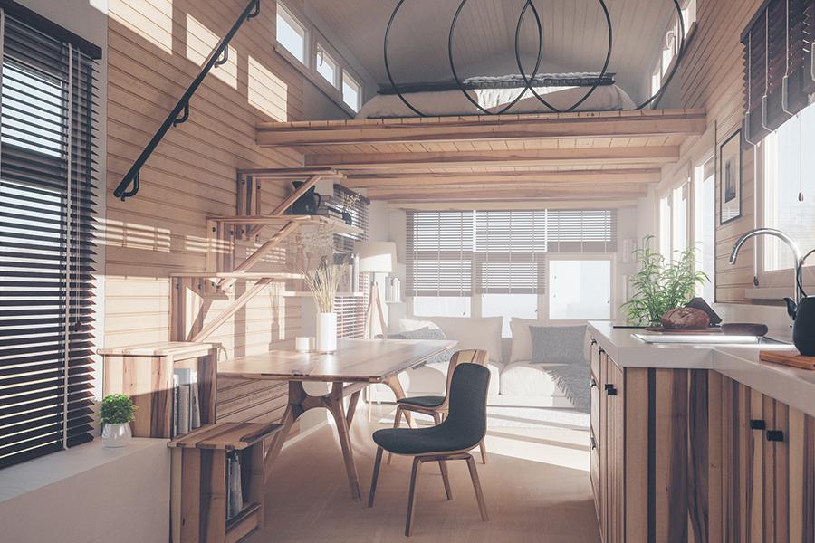 Tips om je tiny house droom waar te maken