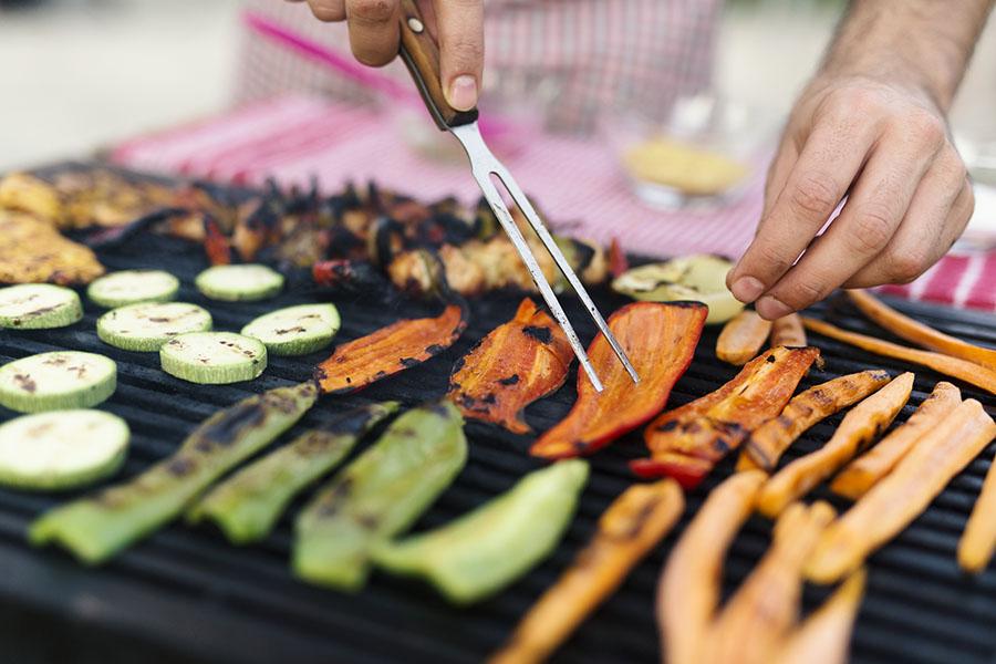 10 x tips voor een gezonde barbecue