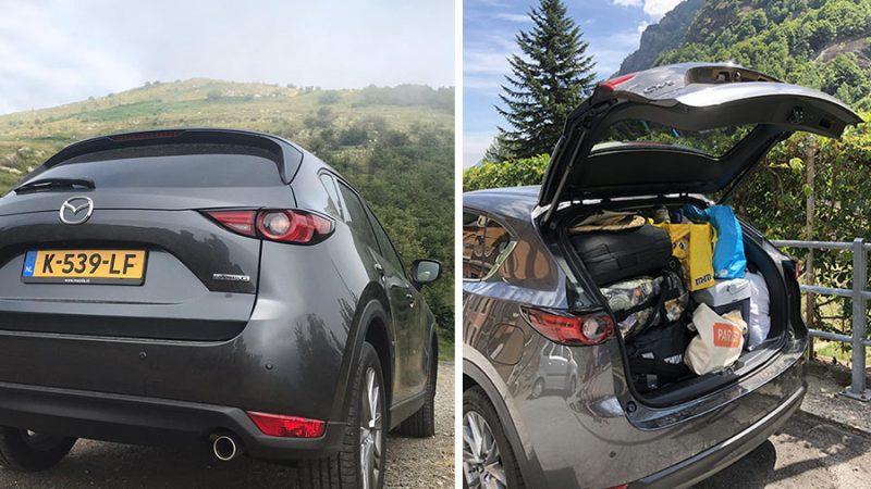 Review Mazda CX-5: de ideale SUV voor een (family) roadtrip door Zuid-Europa