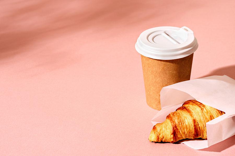 To do tijdens een coffee to go