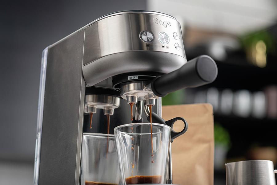 Musthave voor koffieliefhebbers: de Bambino