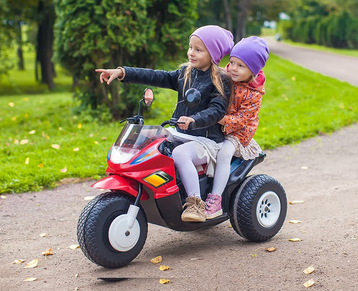 (Cadeau)tip: een elektrische kinderscooter voor kids
