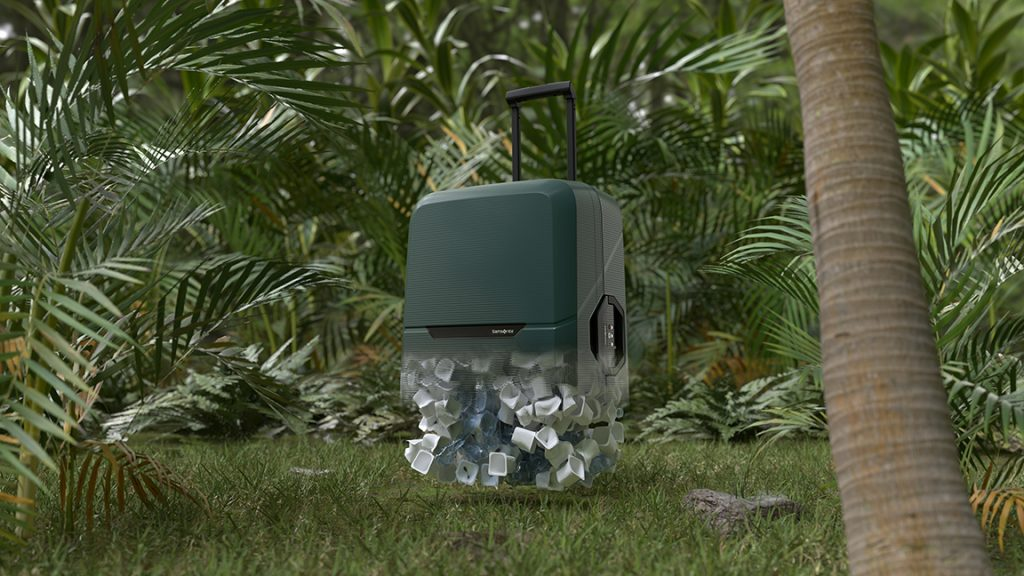 Met 'Recycle Your Case' geef je een nieuw leven aan oude koffers!