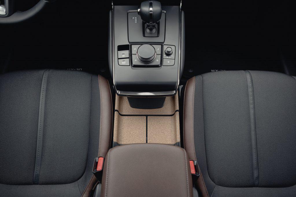 Interior Mazda