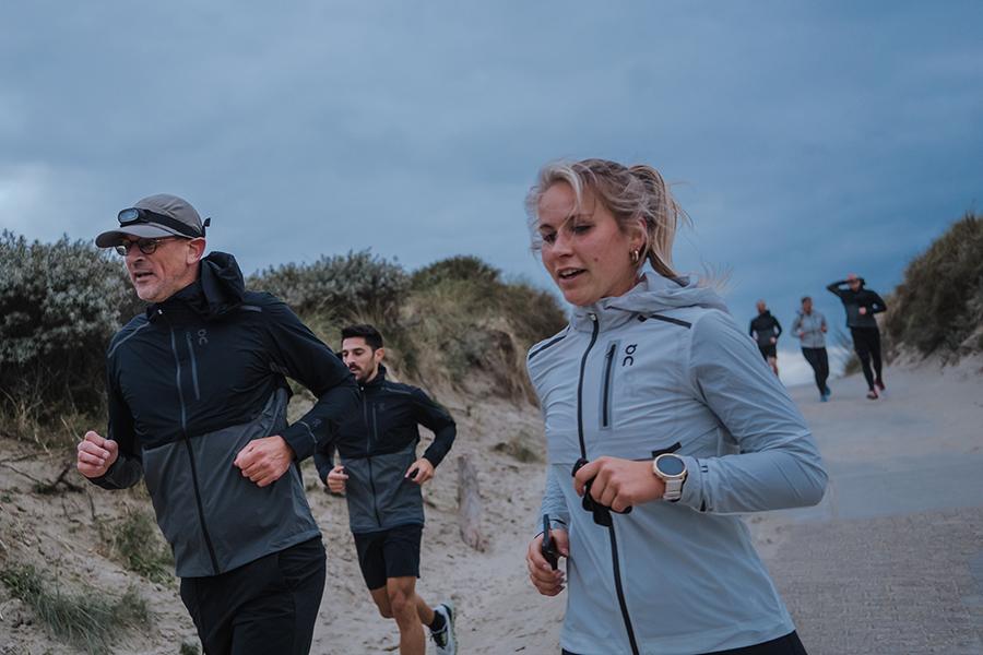 Running and raving on clouds, een top experience met sportmerk On